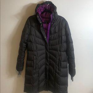 Lands end woman puffer coat